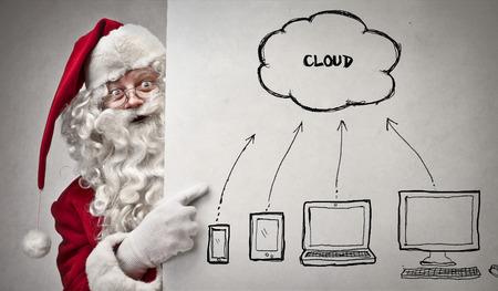 Santa Claus and technology