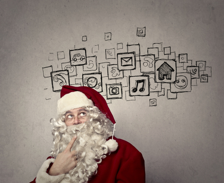 car: Santa Claus is Trying to Understand Technology