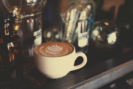 industry: Coffee latte