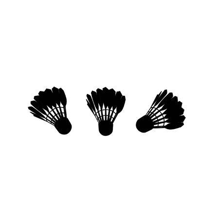 shuttlecock: Vector shuttlecock Illustration