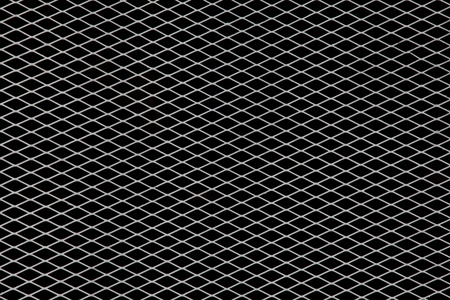 prison system: Chain Fence , net texture in isolate background