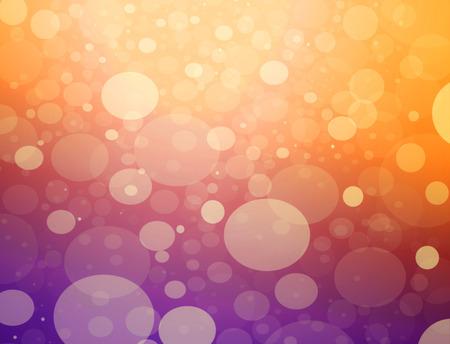 glitzy: Art colorful bokeh design background idea