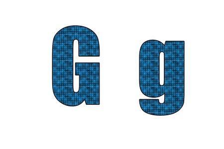 energy grid: Solar  power energy grid module alphabet in isolated  background design