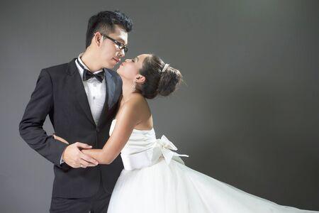 prewedding: wedding