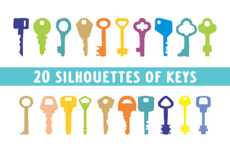 20 key shapes design shape