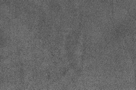 tela algodon: gris de la tela tejida textura de fondo macro