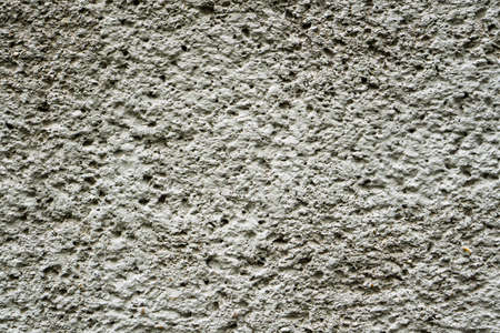 revetment: Grey revetment wall putty macro texture  Stock Photo