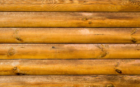 log house: Log house beech wood texture