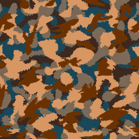 latent: Mountain mixed camouflage seamless pattern. Can be used for wallpaper, pattern fills, web page background, surface textures Stock Photo