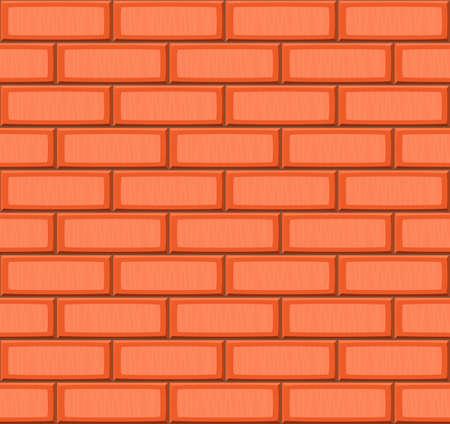 ahogarse: la mano de dibujos animados de color naranja se ahogan realista textura de la pared de ladrillo transparente