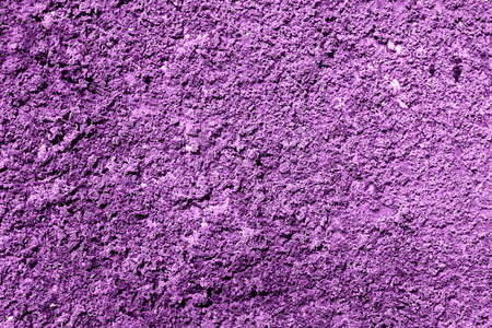 revetment: Purple revetment wall putty macro texture background Stock Photo
