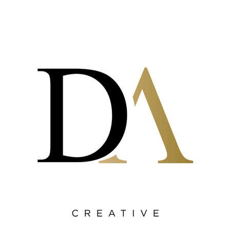 da luxury   design vector icon symbol