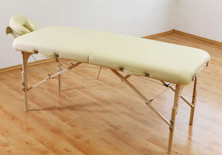massage table: Brand new massage table in enterior