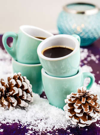 coffee cups: Christmas coffee cups