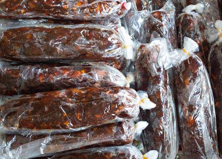 processed: Processed Tamarind in pack