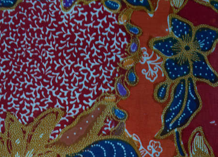 Batik Design Stock Photo - 19751276