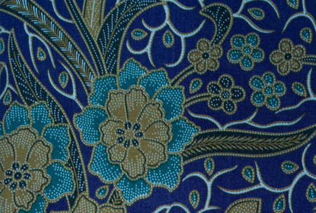Batik Design Stock Photo - 19751289