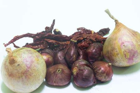 Chilis And Onion photo