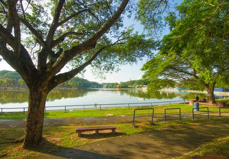 alam: Shah Alam Lake Garden