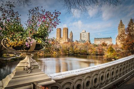 Central Park, New York Stok Fotoğraf