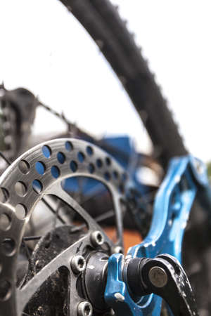 mountainbike: Mountainbike disc brake