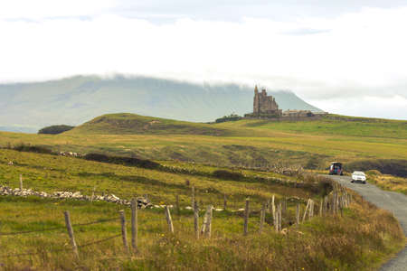 Mullaghmore, Sligo, Classiebawn Castle. Summer in Ireland. One of the many highlights in County Sligo