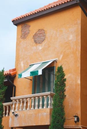 italian balcony Editorial
