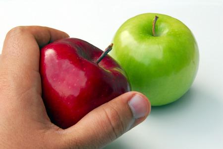 Pick an Apple Stock Photo - 1517666