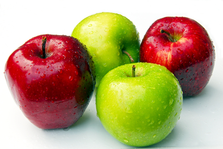 Apples Stock Photo - 1517667