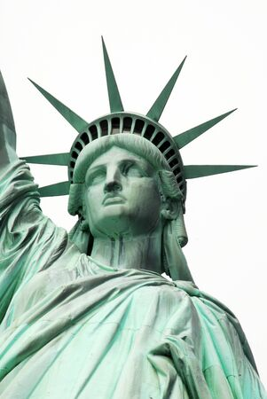 Statue of Liberty at New York photo
