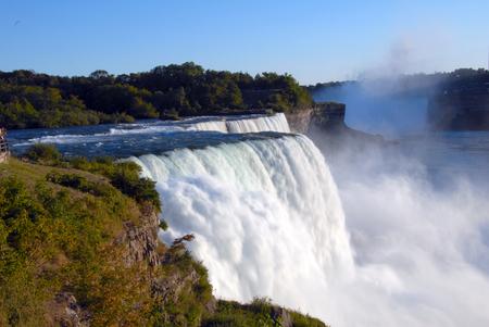 Niagara Falls New York Stock Photo - 1630589