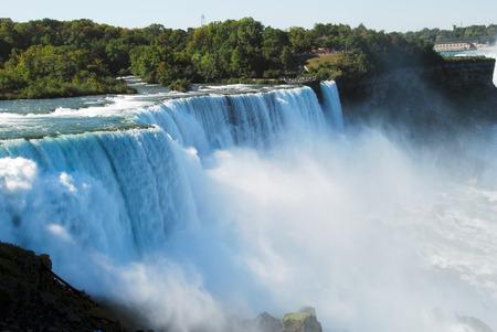 captivating: Niagara Falls  Stock Photo