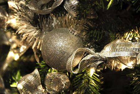Christmas Decoration Baubles Stock Photo - 2266260