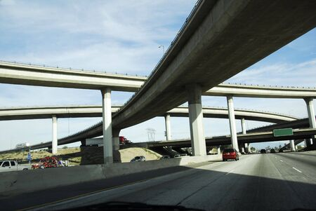 Overpass America Freeway System