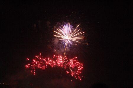 Fireworks Show Stock Photo - 2298876