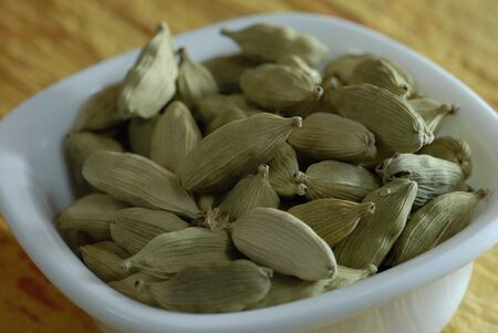 condiments: Cardamom Dried as condiments