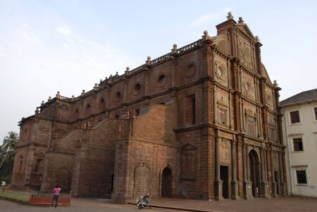 Saint Francis Church in Goa India