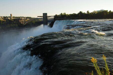 Niagara Falls New York Stock Photo - 3732361