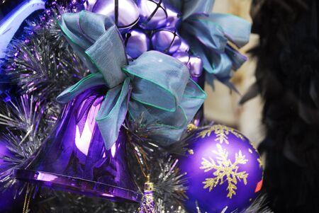Christmas Decoration Baubles Stock Photo - 3773586