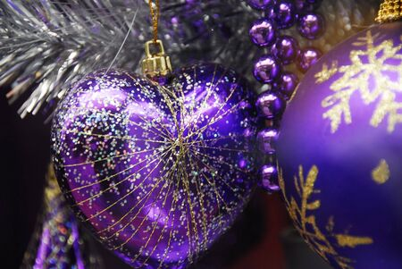 Christmas Decoration Baubles Stock Photo - 3773577