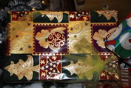 Christmas Gift Boxes Stock Photo - 3773366