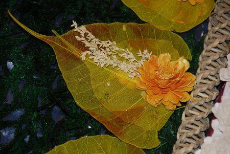 peepal tree: peepal tree dry leaf art