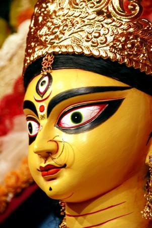 puja: Durga Puja Festival in Kolkata ,Bengal . India