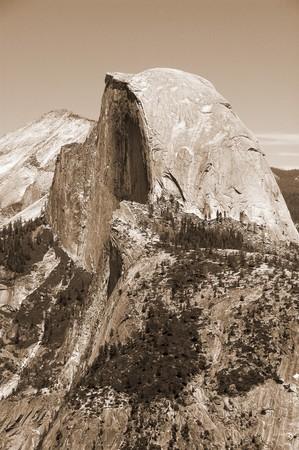 half dome: Half Dome Yosemite