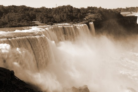 Niagara Falls  Stock Photo - 4524182