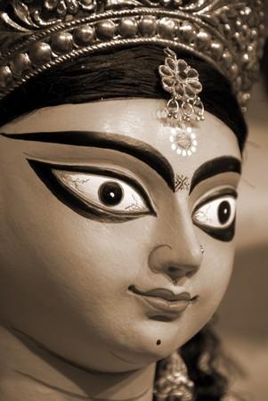 Durga Puja Festival in Kolkata ,Bengal . India