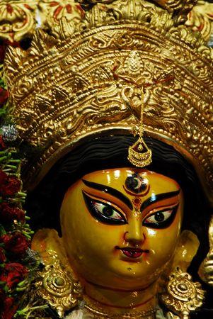Durga Puja Festival in Kolkata Bengal . India