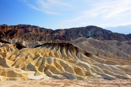 artists palette in Death Valley National Park california america