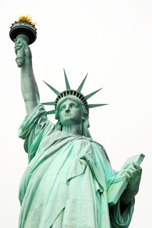 Statue of Liberty in New York USA Stock Photo - 7676709