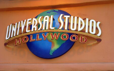 west hollywood: Universal Studios theme park in hollywood los angeles california